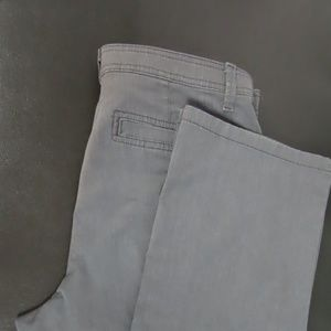 Gloria Vanderbilt Gray Slacks-Short